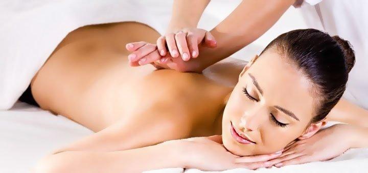 До 10 сеансов лечебного массажа спины в медицинском центре «Веритас»