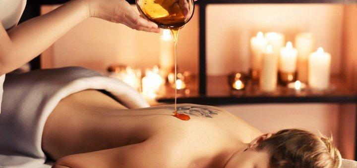 До 5 сеансов антицеллюлитного медового массажа в студии «Relax Time»