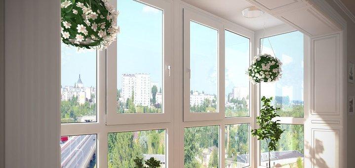 Скидка 7% на металлопластиковые окна